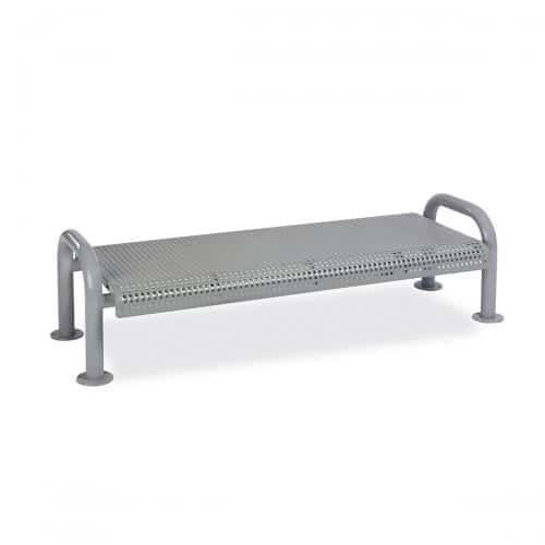 cn425p perforated no back bench