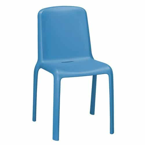 PPL side stacking chair