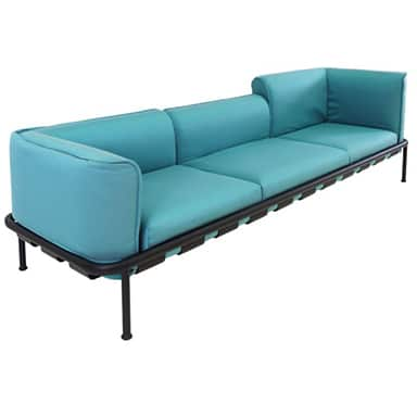outdoor commercial sofa