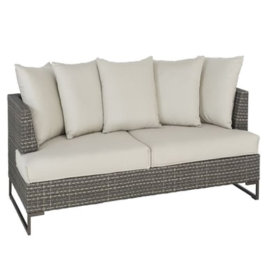 commercial outdoor sofa
