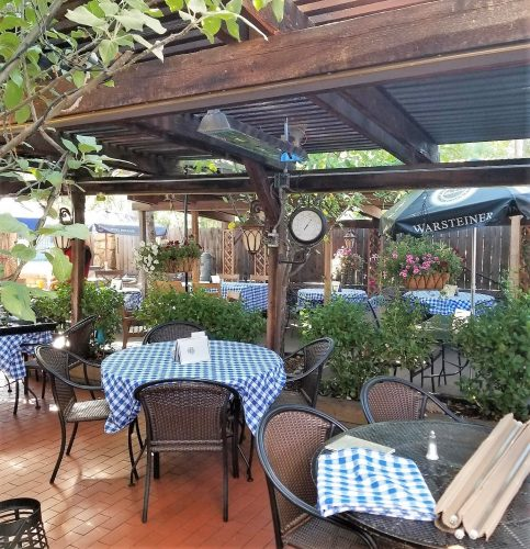 Patio Heaters for Edelweiss Restaurant in Colorado Springs Project Profile