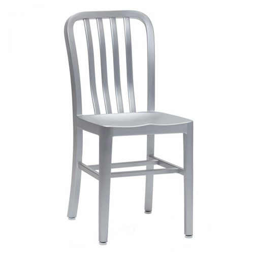 Anna chair, lightweight chair, food court furniture