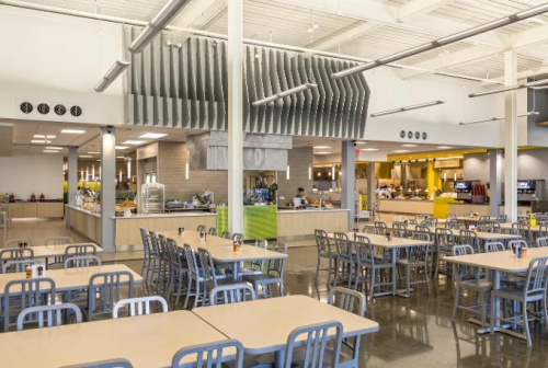 food court furniture