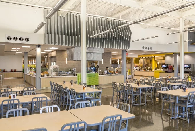Mall Food Court