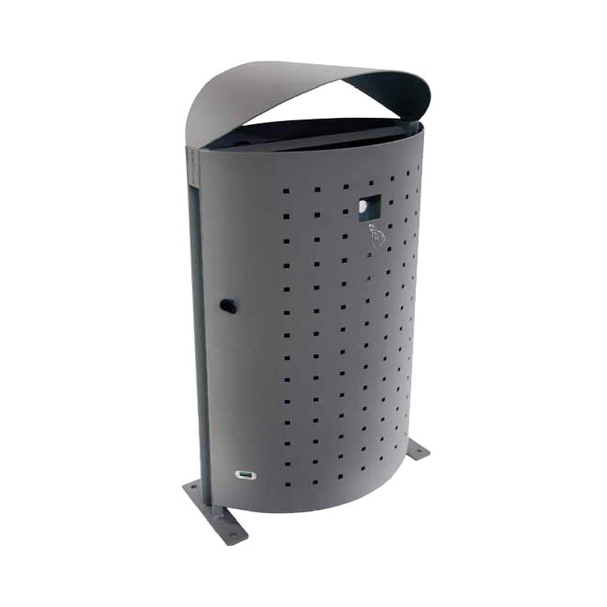 _0000s_0009_Dara Outdoor Litter Bin #U694S